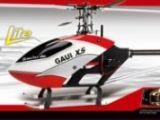 Montaggio telaio GAUI X5 LITE Video - FlightTech Italia