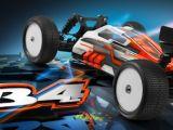 XRay XB4 Buggy elettrica da competizione Kit 2014 Spec