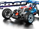 Xray XB8E 2016 off-road Buggy in scala 1/8