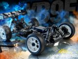 XRAY XB9E: Off-Road Buggy elettrica in scala 1/8