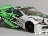 Xceed Kruzer V2 200mm: Carrozzeria per Touring Car