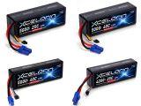 Batterie LiPo Xcelorin 5000 mAh 40C - Horizon Hobby