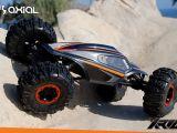 Axial XR10: Riempire gli ammortizzatori con l'olio siliconico