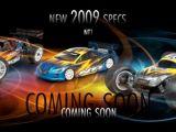 Xray - Gli automodelli che subiranno aggiornamenti nel 2009