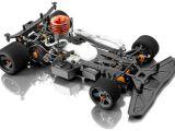 Xray RX8 - Automodello da competizione 1/8 a scoppio