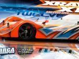 Xray X12 - Pan Car da competizione in scala 1/12