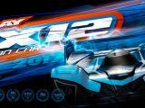 XRay X12 2017: Pan Car da competizione in scala 1/12