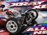 Xray XB8 Buggy da competizione in scala 1/8