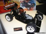 TOY FAIR: &quot;Xray 808&quot; Off-Road Buggy scala 1/8