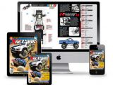 Regalati un abbonamento digitale a XTREME RC Cars per il tuo iPad, Android, Amazon Kindle Fire e PC