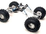 XTM Super Class X Rock Crawler (prototipo)