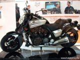 HPI Moto Yamaha VMAX - Modello statico in scala 1:6 - Fiera del modellismo di Norimberga