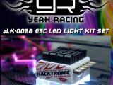 Il kit luci a LED per regolatori di velocità - Yeah Racing