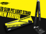 Yeah Racing: LED Pit light stand - Electronic Dreams