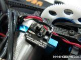 Motori Brushless: sensori di telemetria per Sanwa MT-4
