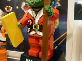 Lego Star Wars Christmas Calendar 2011: Yoda Santa Clause - Toy Fair 2011