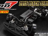 Yokomo BD7 2015 Black Series KIT Touring Car 1:10