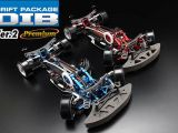 Yokomo Drift Package DIB ver.2 Limited Edition KIT