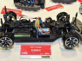 Yokomo D Max Chassis - Nuovo automodello da Drift 1/10