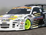 Yokomo Drift Package D1 version UP GARAGE FALKEN 86