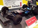 Yokomo Formula 1 Prototype 1/10 - Tokyo Hobby Show 2012