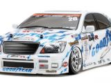 Yokomo D1 DRIFT – Goodyear Racing Zero CROWN 1:10