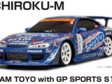 Drift RC - YOKOMO ICHIROKU-M Team Toyo GP SPORTS S15