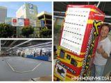 Yokomo Vending Machine - Distributore automatico di parti di ricambio RC