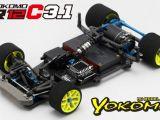 Yokomo R12 C3.1 Kit - PanCar da competizione in scala 1/12