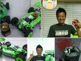 Il designer della Kyosho Yuichi Kanai dice addio alla RB...