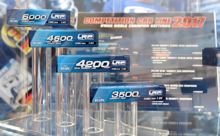 LRP LiPo competitition car line 3