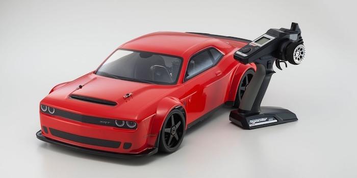 Kyosho 2018 Dodge Challenger SRT Demon
