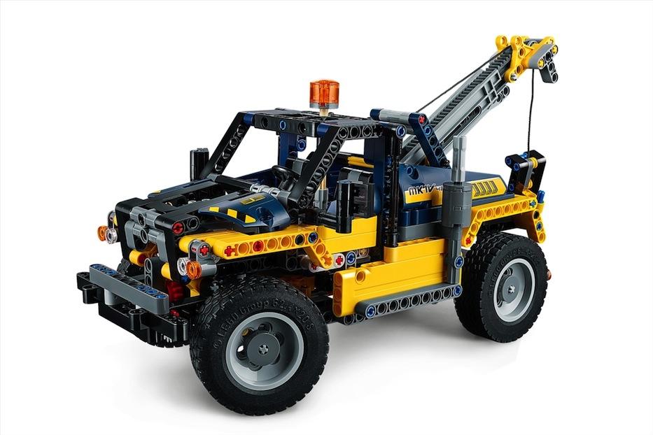 LEGO: Carrello elevatore Heavy Duty - Set Technic 42079
