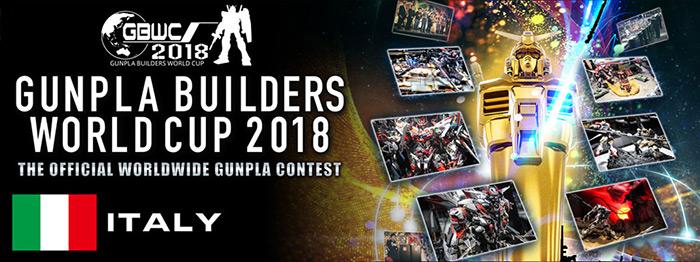 Gunpla Builders World Cup Italia