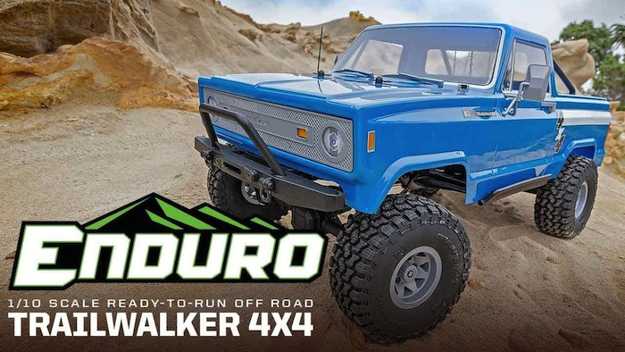 Element RC: Enduro Trailwalker 4x4