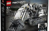 LEGO Technic: Liebherr R9800 Excavator - Video