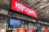 Lo stand Kyosho al TOKYO HOBBY SHOW  2019!