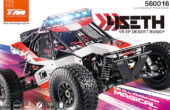 Team Magic: Nuovi colori SETH Desert Buggy