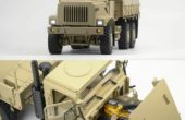 Cross RC: TC6 Military 6×6 Scale Off-Road Kit