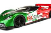 Protoform: Carrozzeria Vittoria GT per Touring Car 190mm