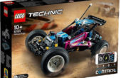 LEGO Technic: Off-Road Buggy con Control+  (set 42124)