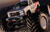Kyosho: USA-1  - Monster truck in scala 1/8 - Video